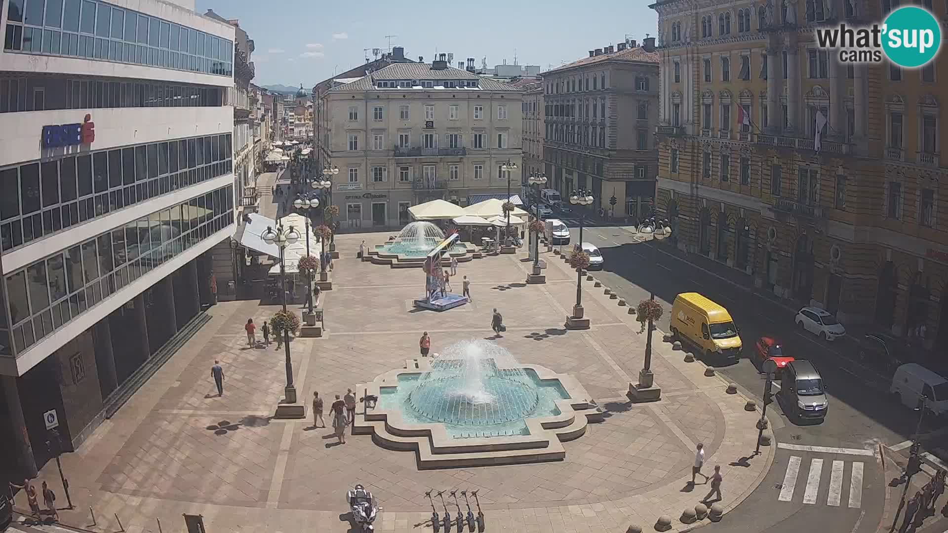 Rijeka – Jadranski trg