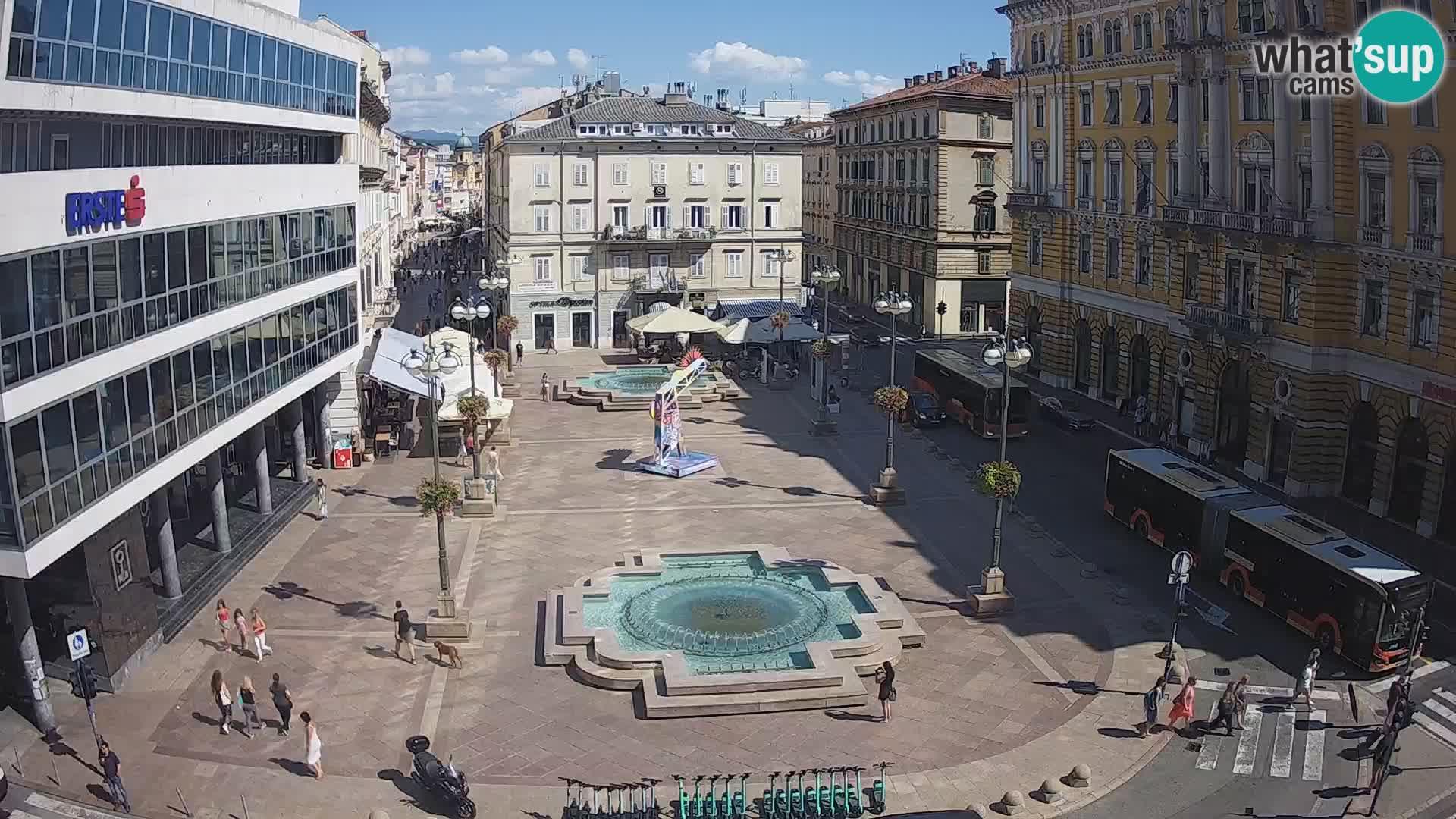 Rijeka – Jadran square
