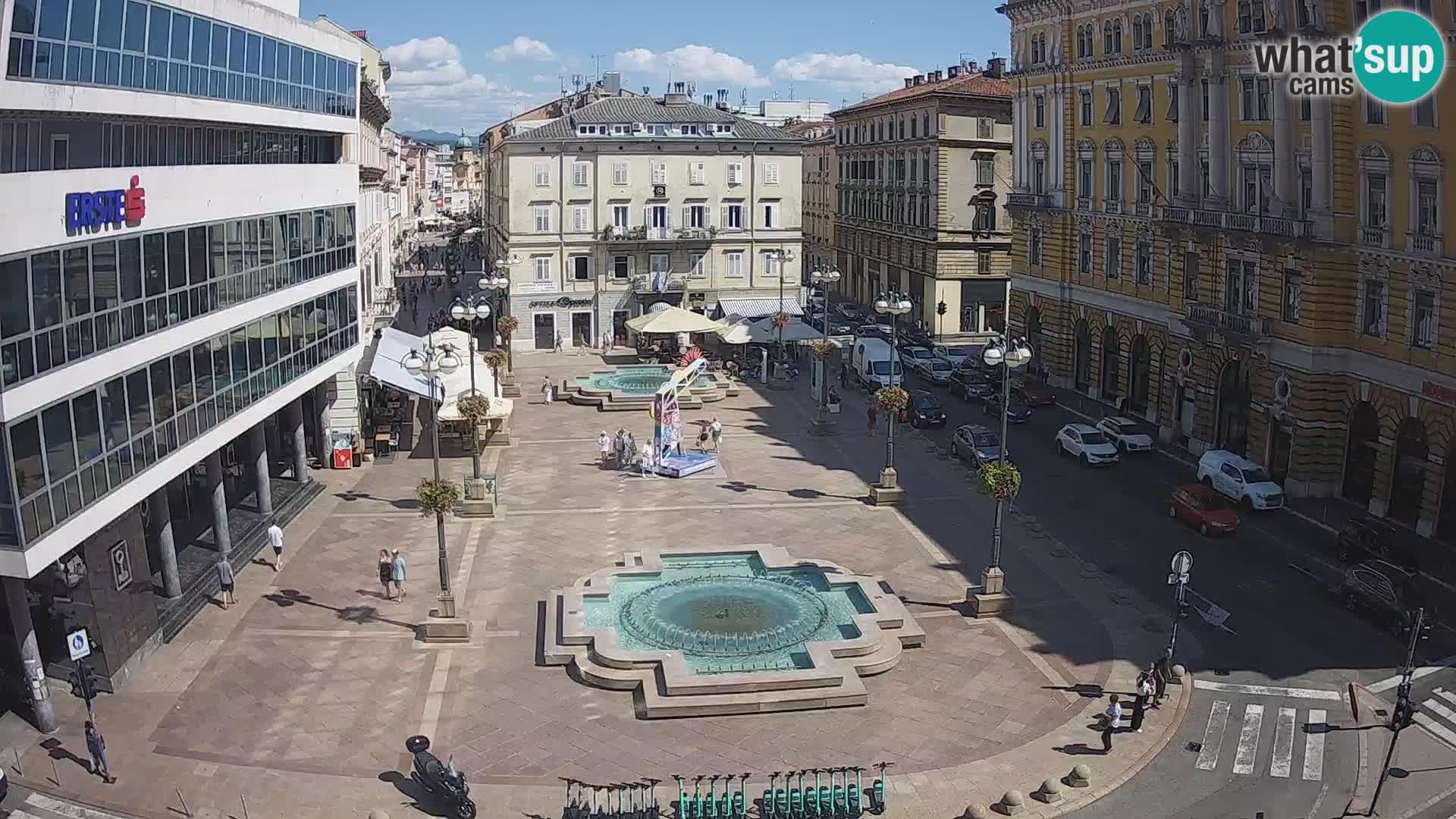 Reka – Jadranski trg