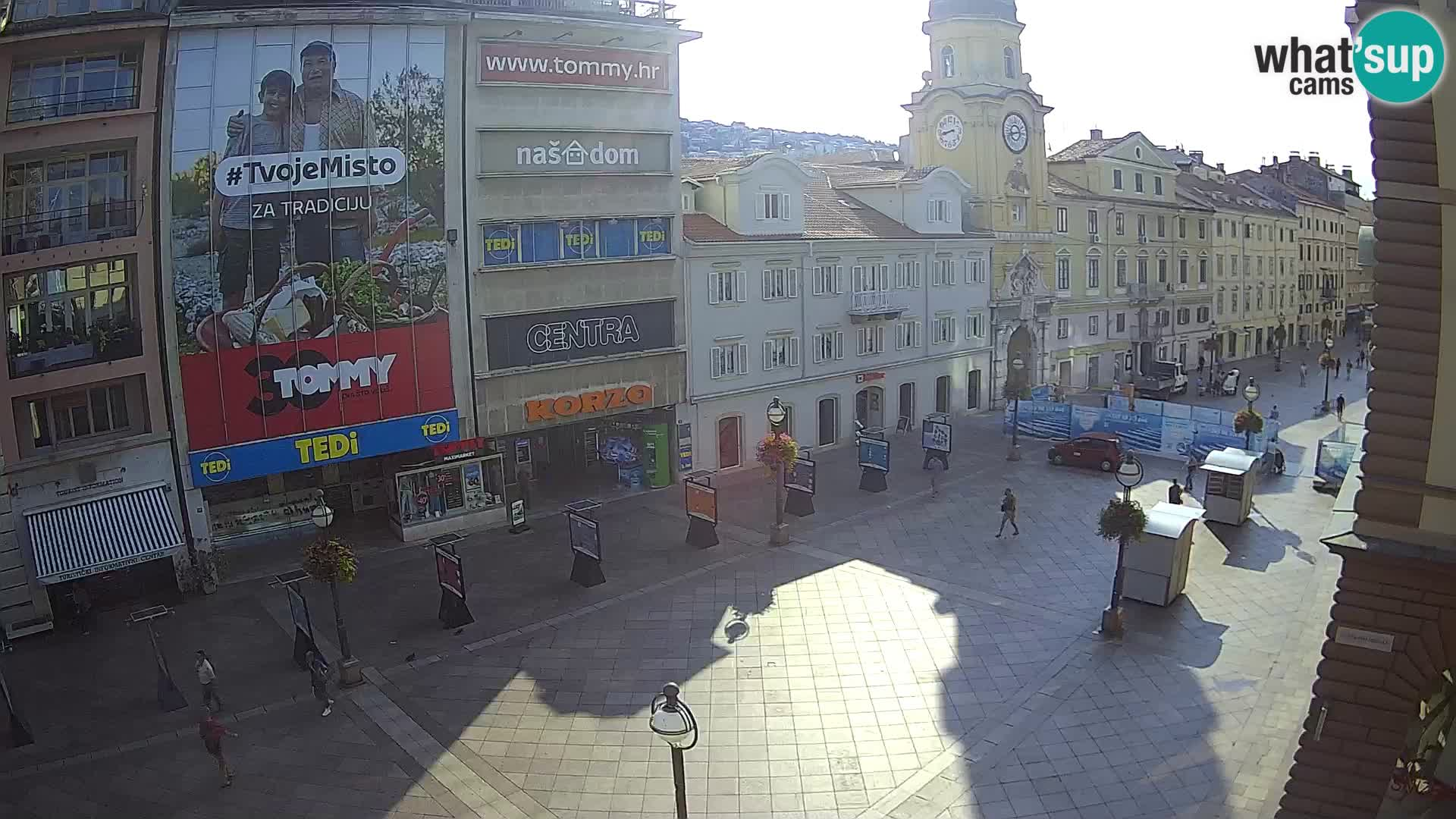 Rijeka – Stadtturm