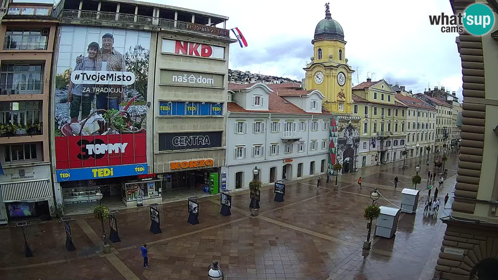 Rijeka – Tour de ville