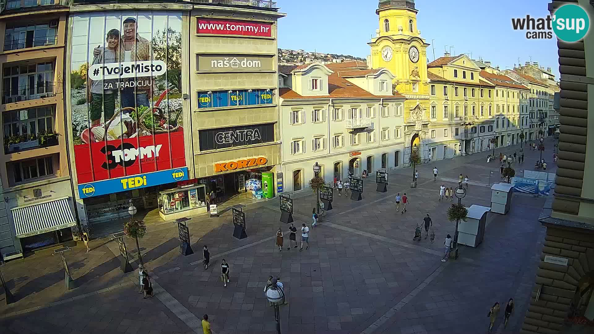Rijeka – Torre de la Ciudad