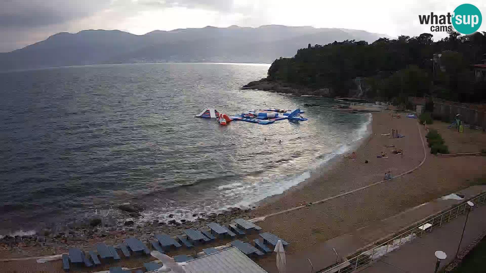 Webcam Rijeka Strand Schwimmbecken Kantrida