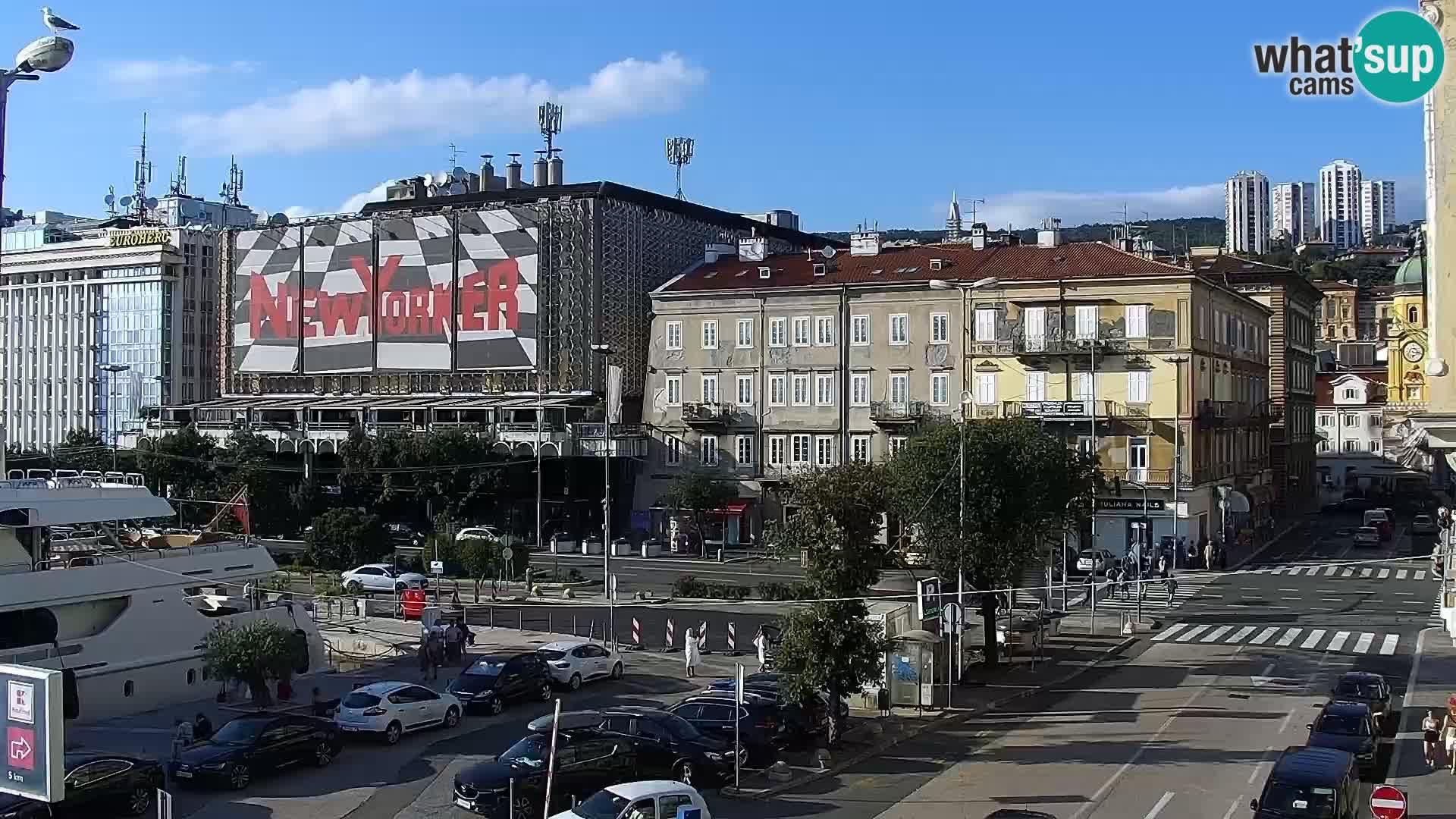 Reka – Riva in pristanišče