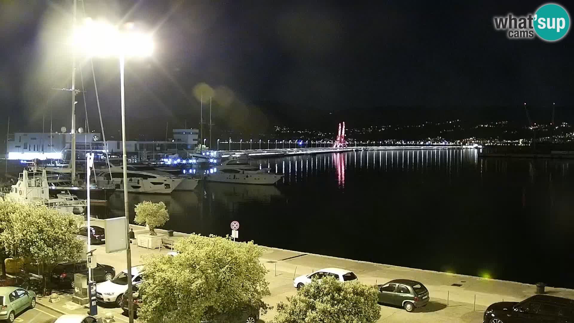 Rijeka – Riva und Anschluss
