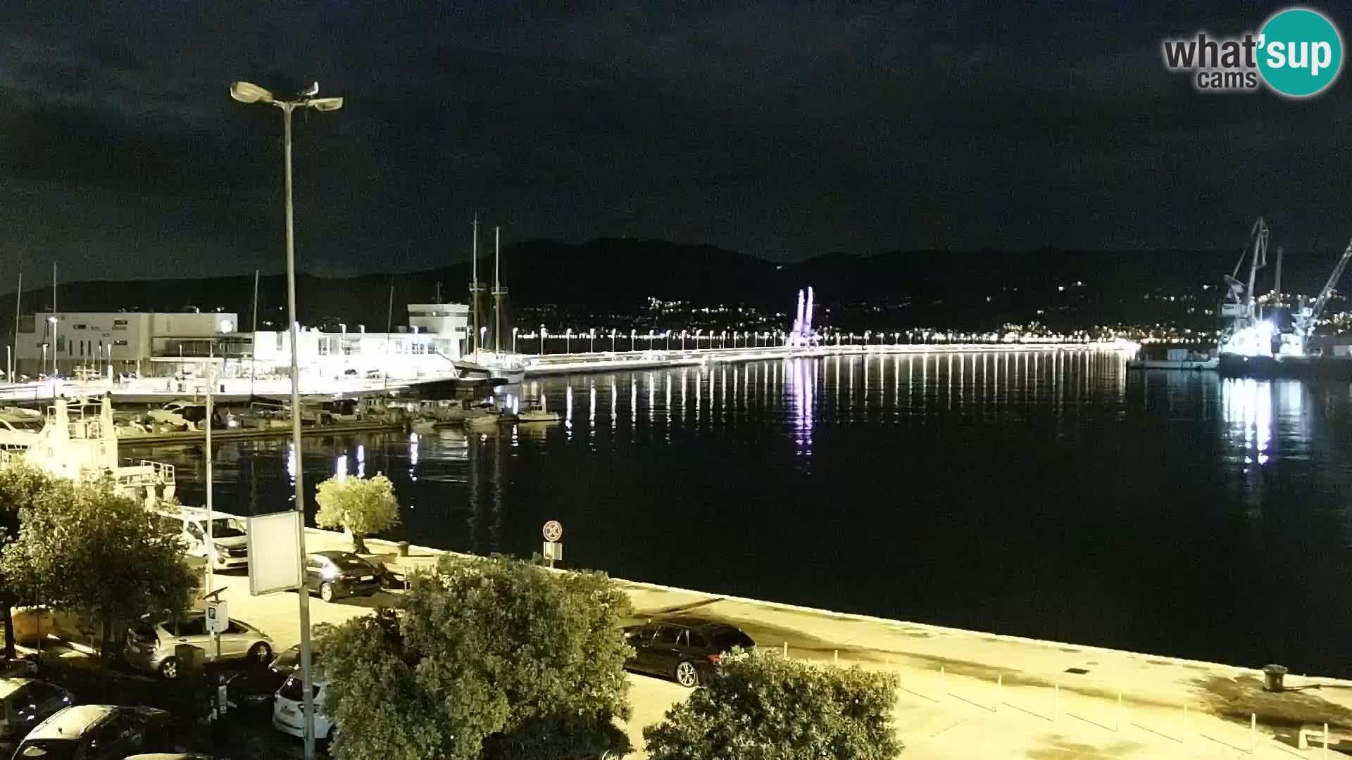 Web kamera European Coastal Airlines – Rijeka