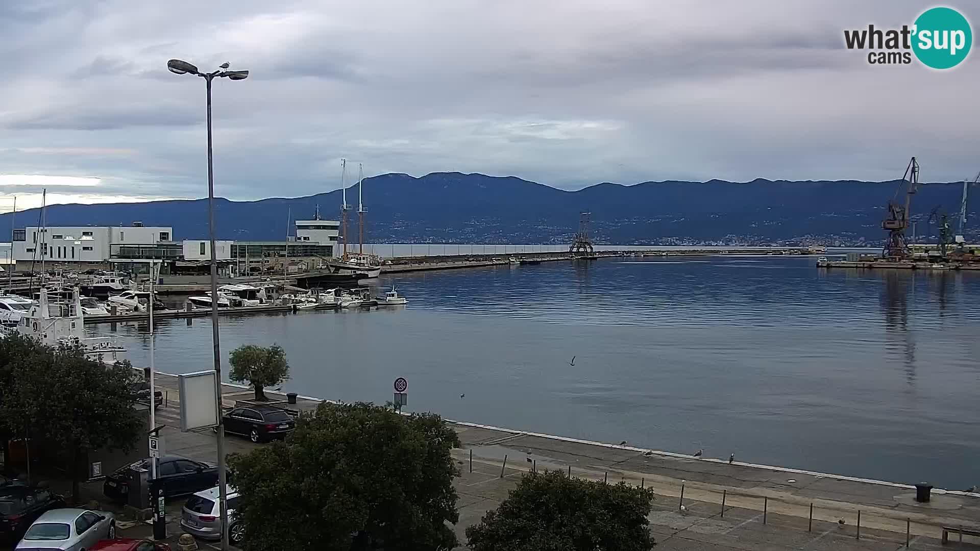 Rijeka – Puerto y Riva