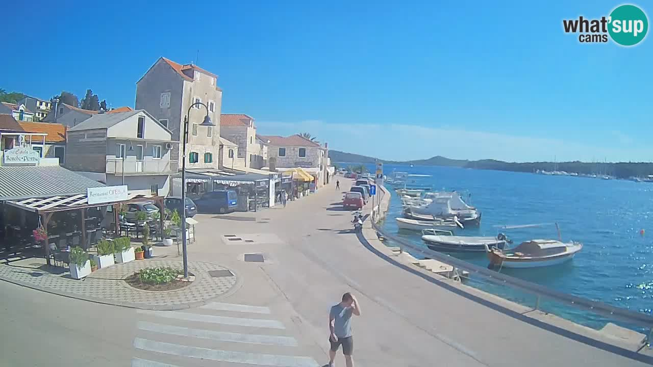 Isla Rogoznica camera en vivo Croacia