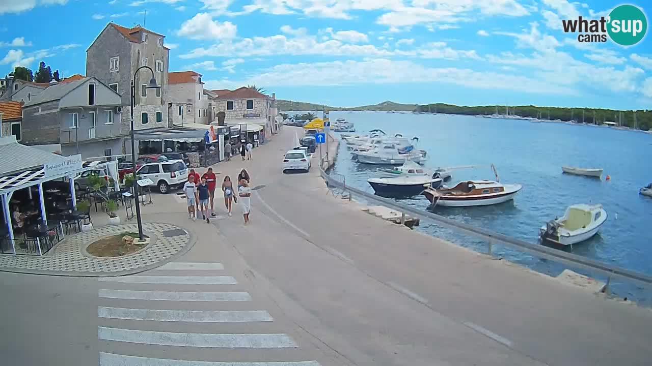 Otok Rogoznica kamere v živo Hrvaška