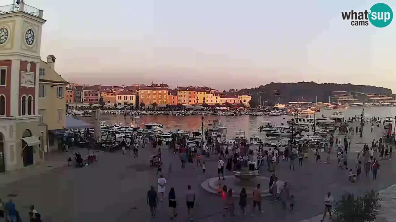 Rovinj – place principale