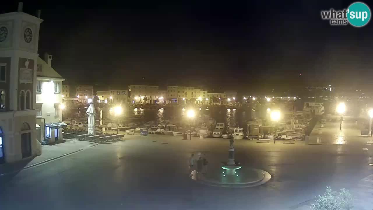 Rovinj – Hauptplatz