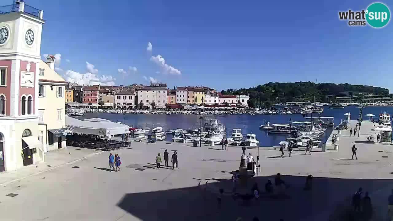 Rovinj – Piazza centrale