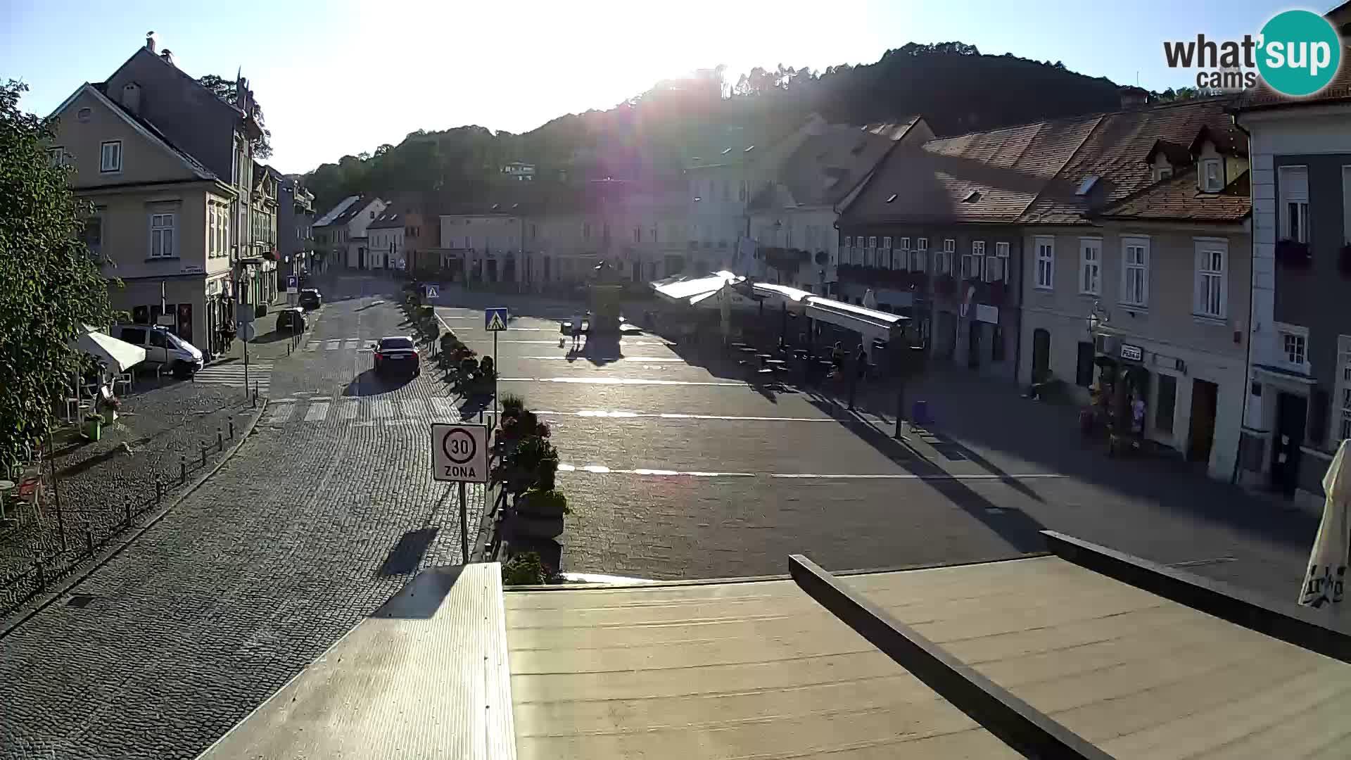 Samobor - Trg Kralja Tomislava