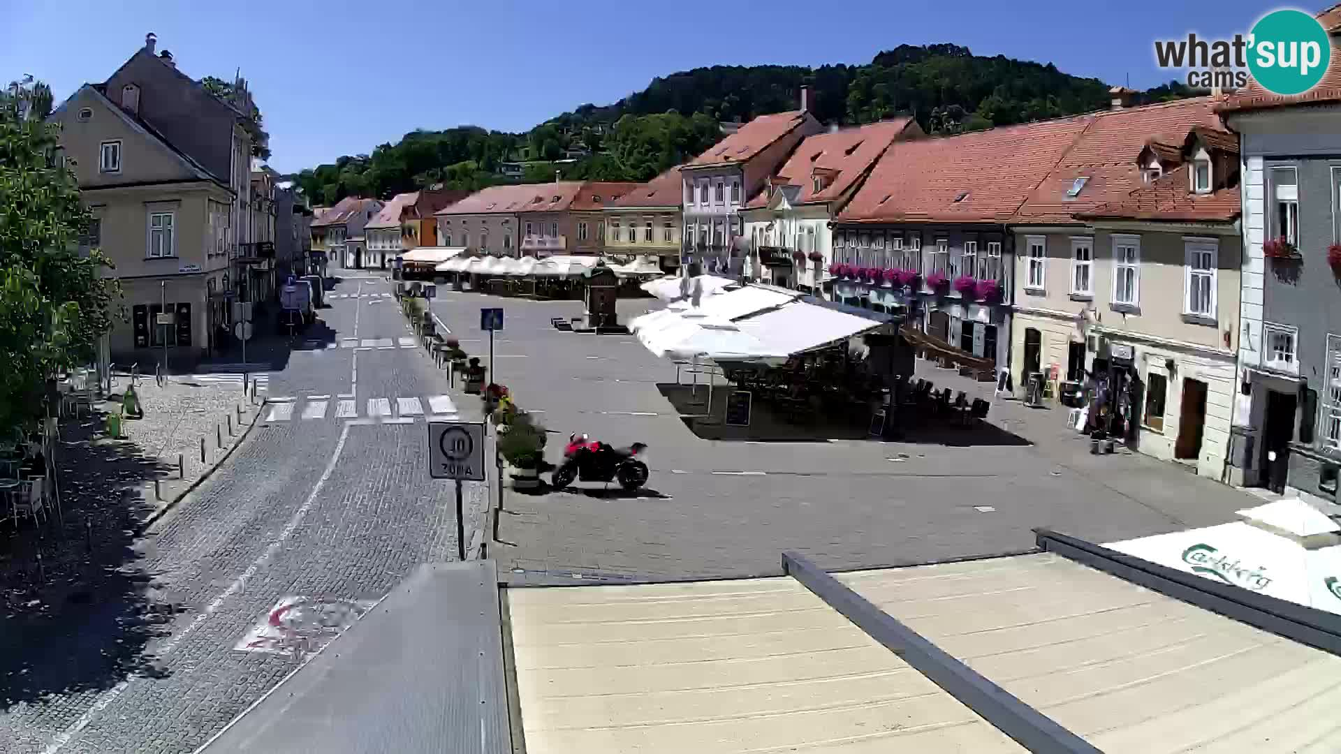 Samobor – Glavni trg kralj Tomislav