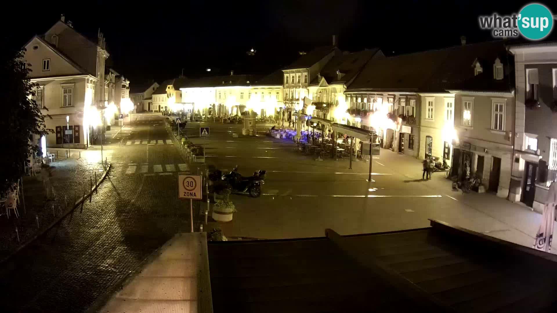 Samobor – Glavni trg posvečen kralju Tomislavu