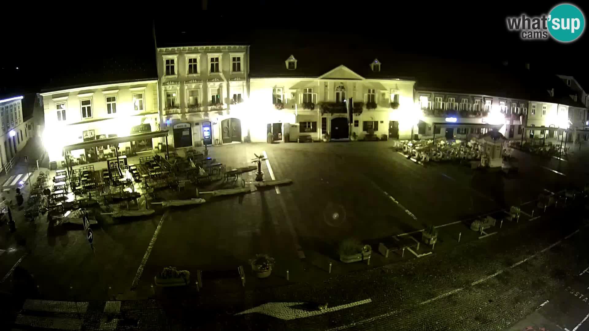 Spletna kamera Samobor – Glavni trg
