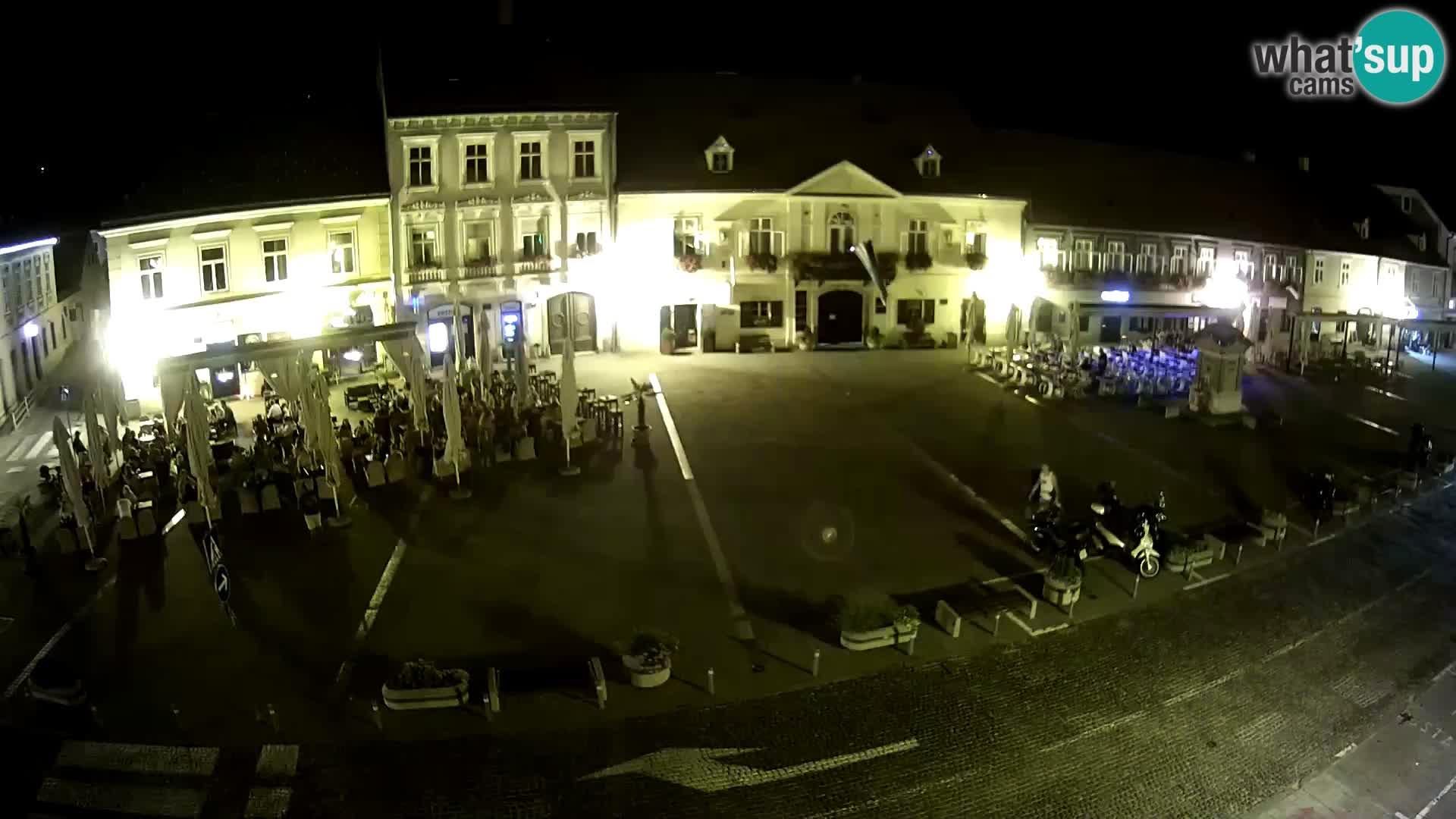 Webcam Samobor – Place principale