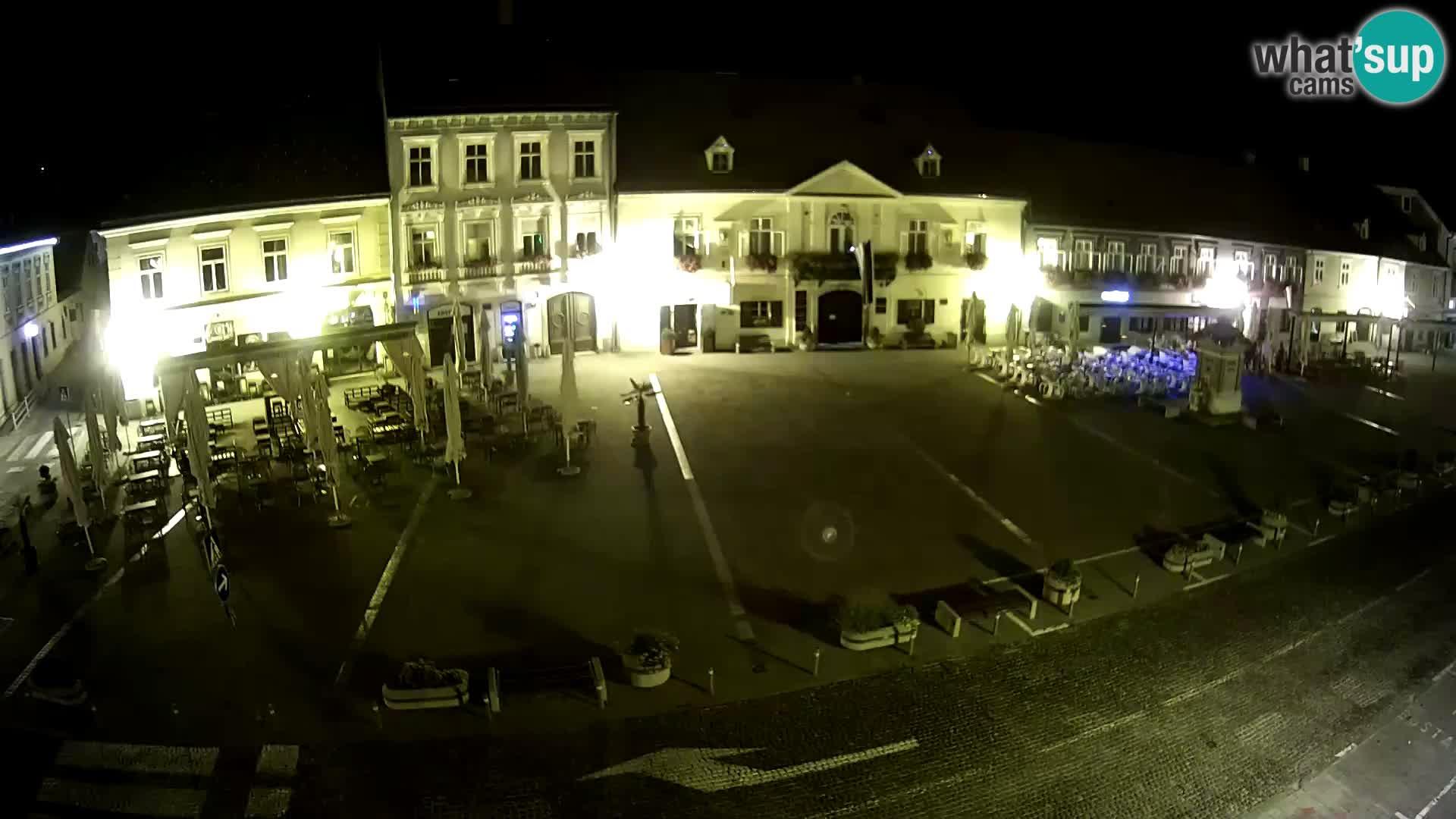 Livecam Samobor – Hauptplatz