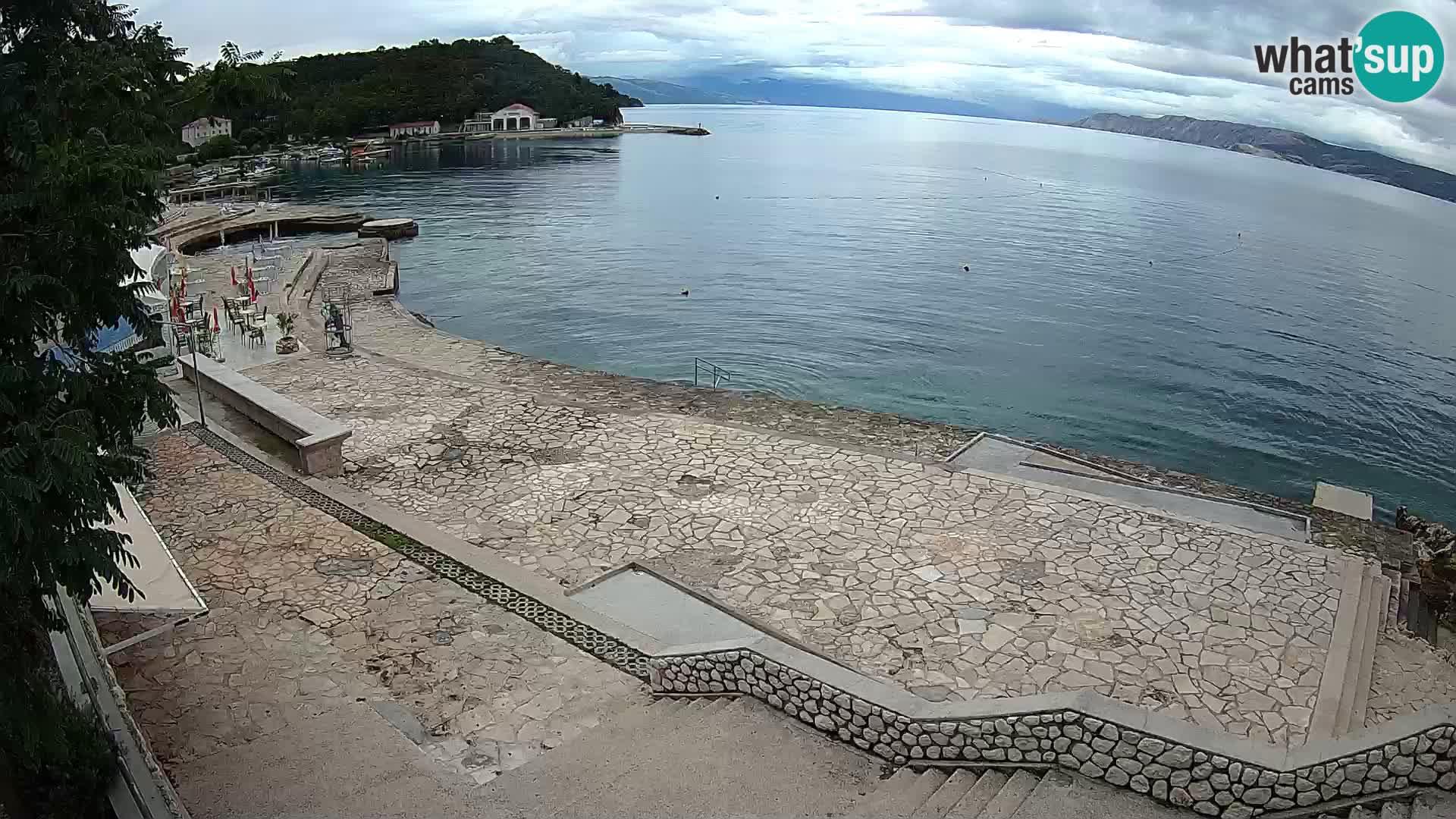 Selce – plage – centre de plongée