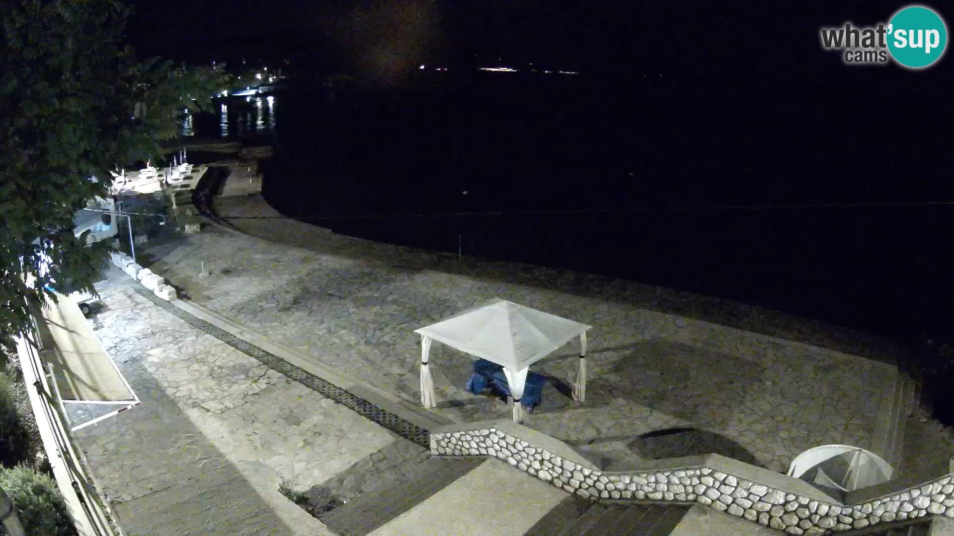 Selce – spiaggia – Diving center