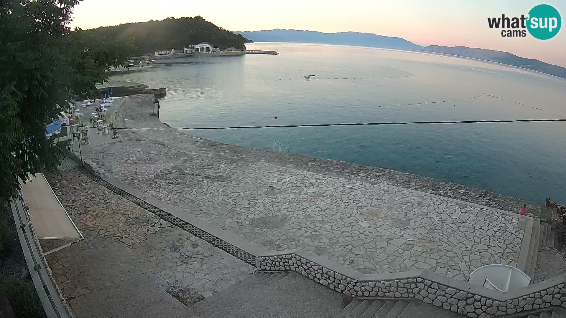 Selce – plaža – Potapljaški center