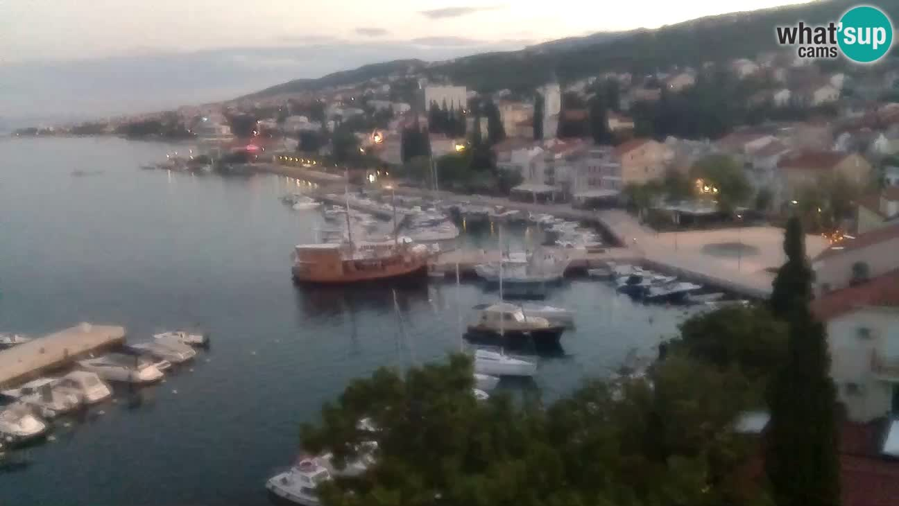 Selce –  beautiful view from hotel Selce