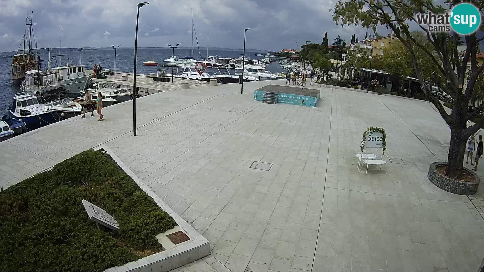 Selce camera en vivo – plaza principal
