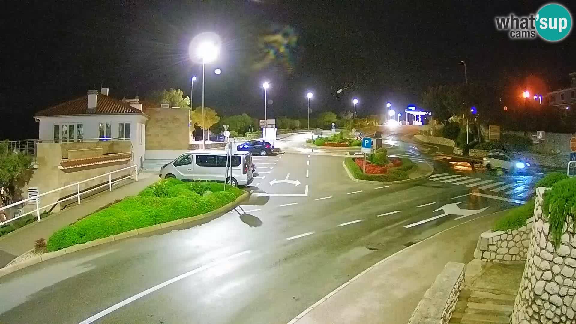 Spletna kamera Senj