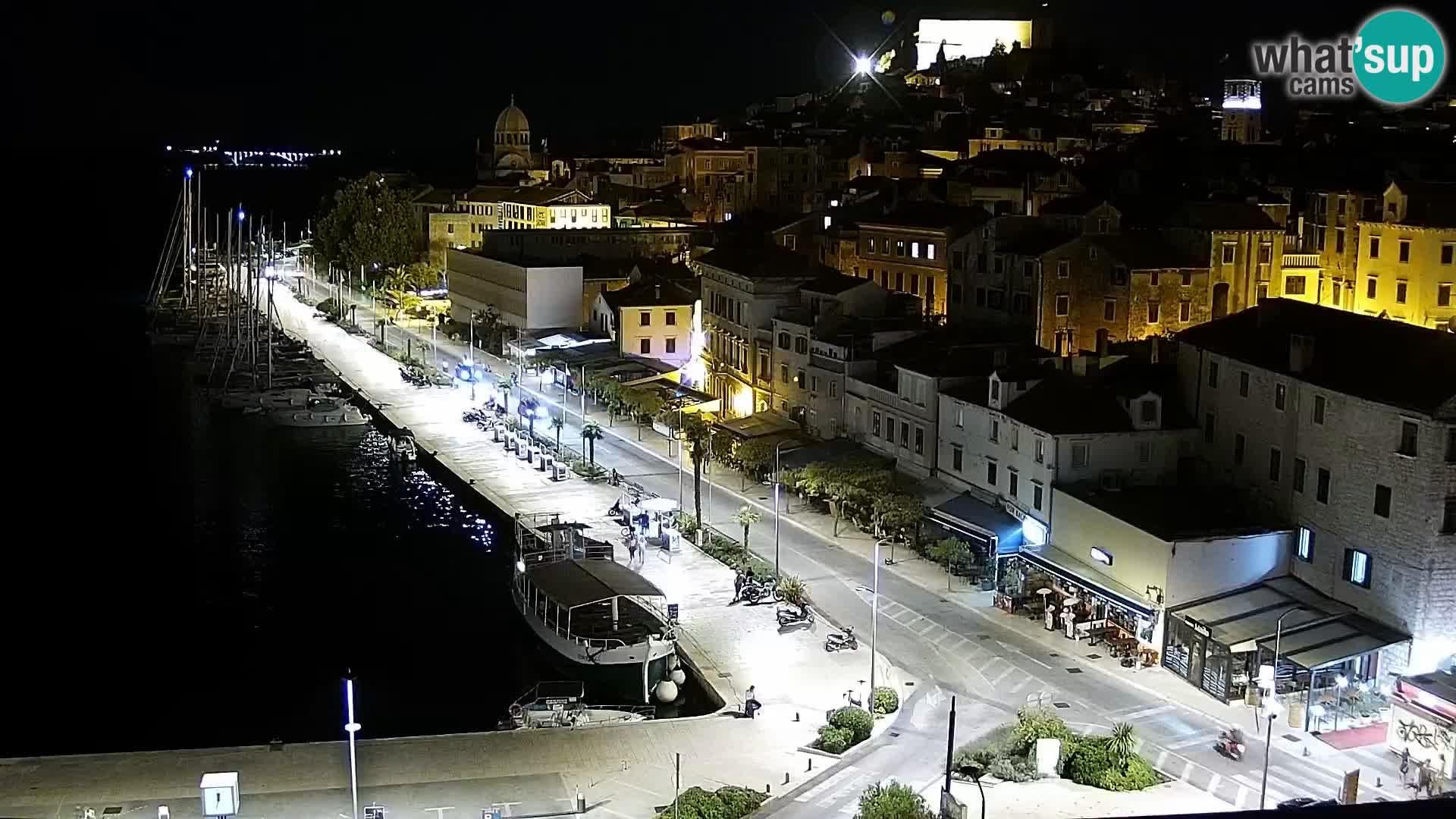 Webcam Šibenik – Bellevue hotel