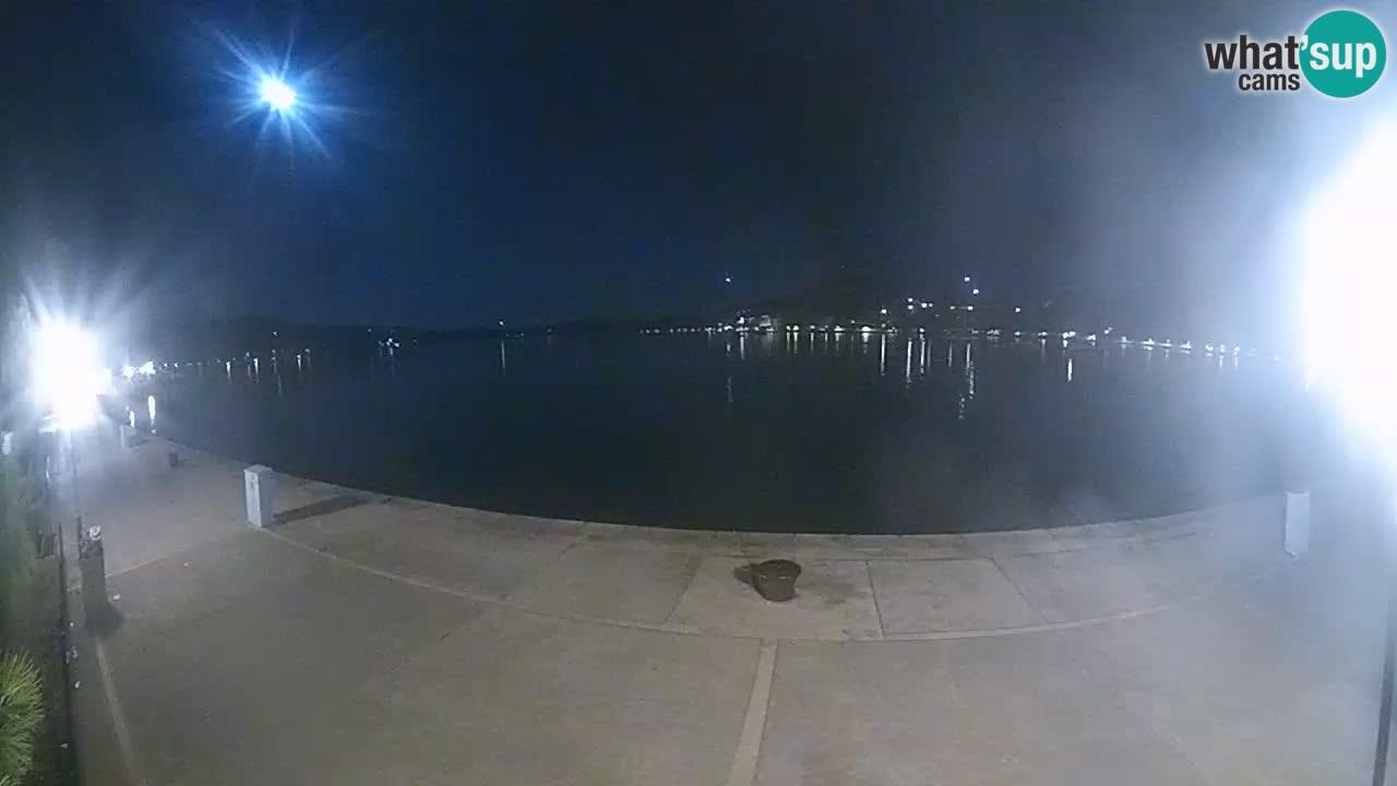 Web kamera Slano – bahía