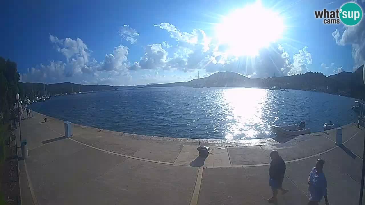 Web kamera Slano – Riva