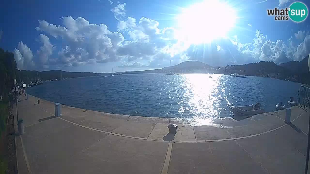 Webcam Slano – Bucht