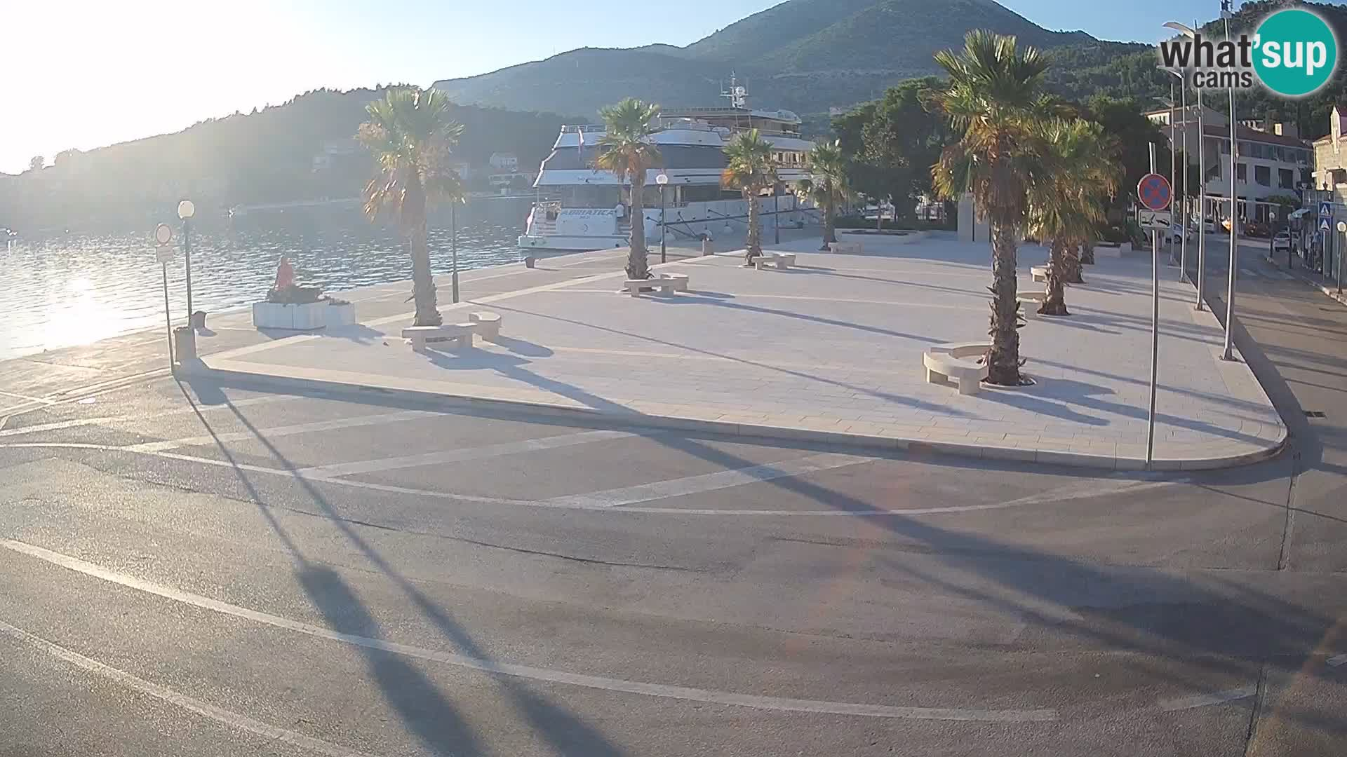 Live cam Slano – Dubrovnik Neretva region webcam Croatia