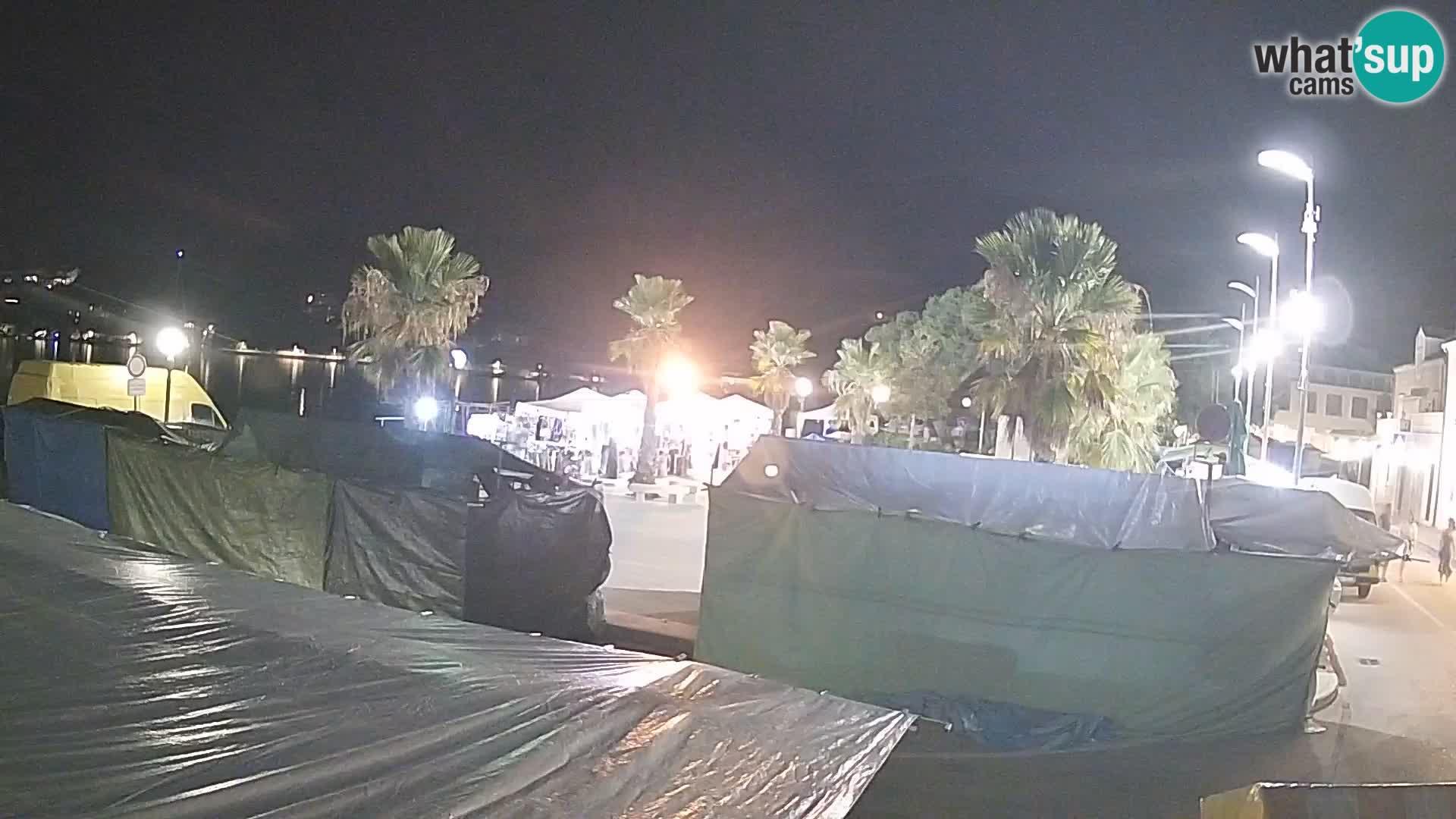 Live cam Slano – regione della Neretva webcam Croazia