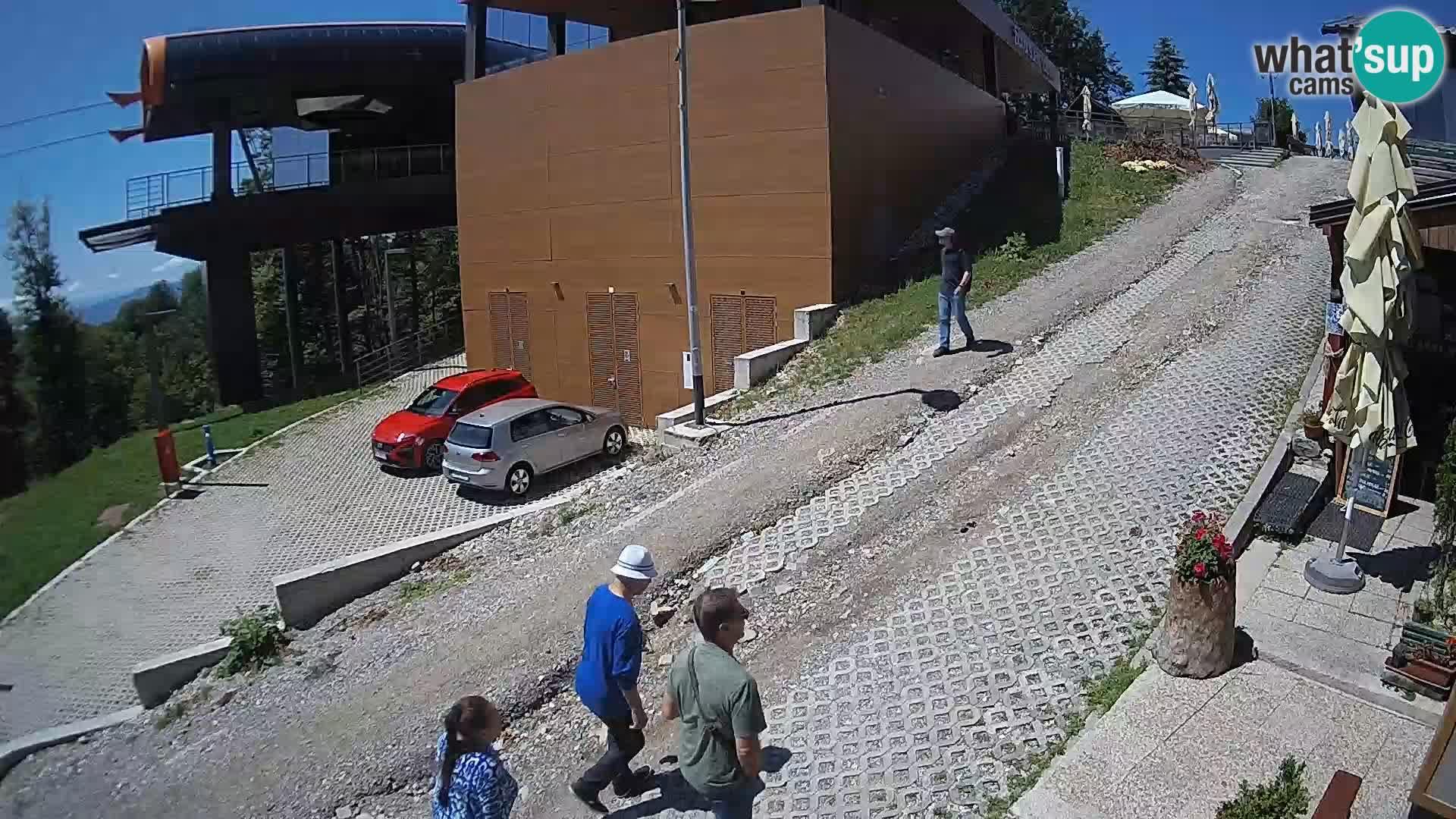 Sljeme – skijalište blizu Zagreba