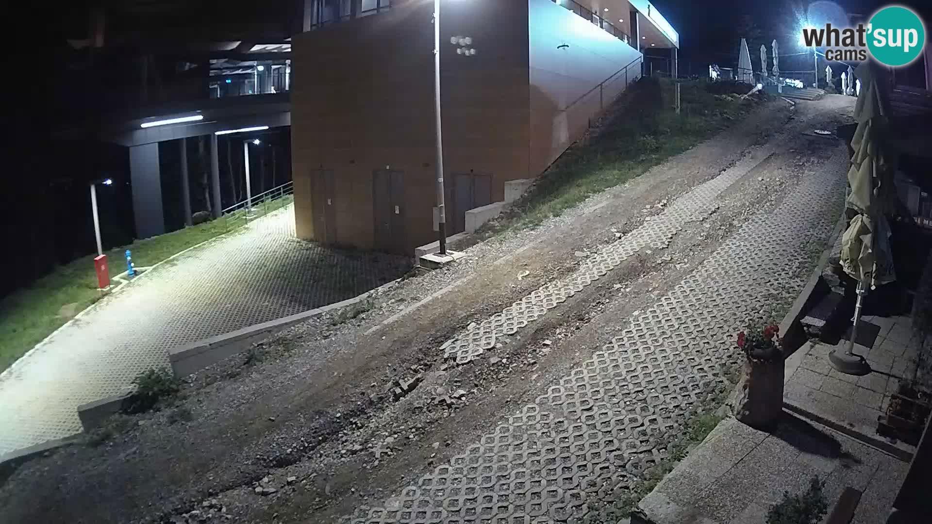 Sljeme – centro de esquí cerca de Zagreb