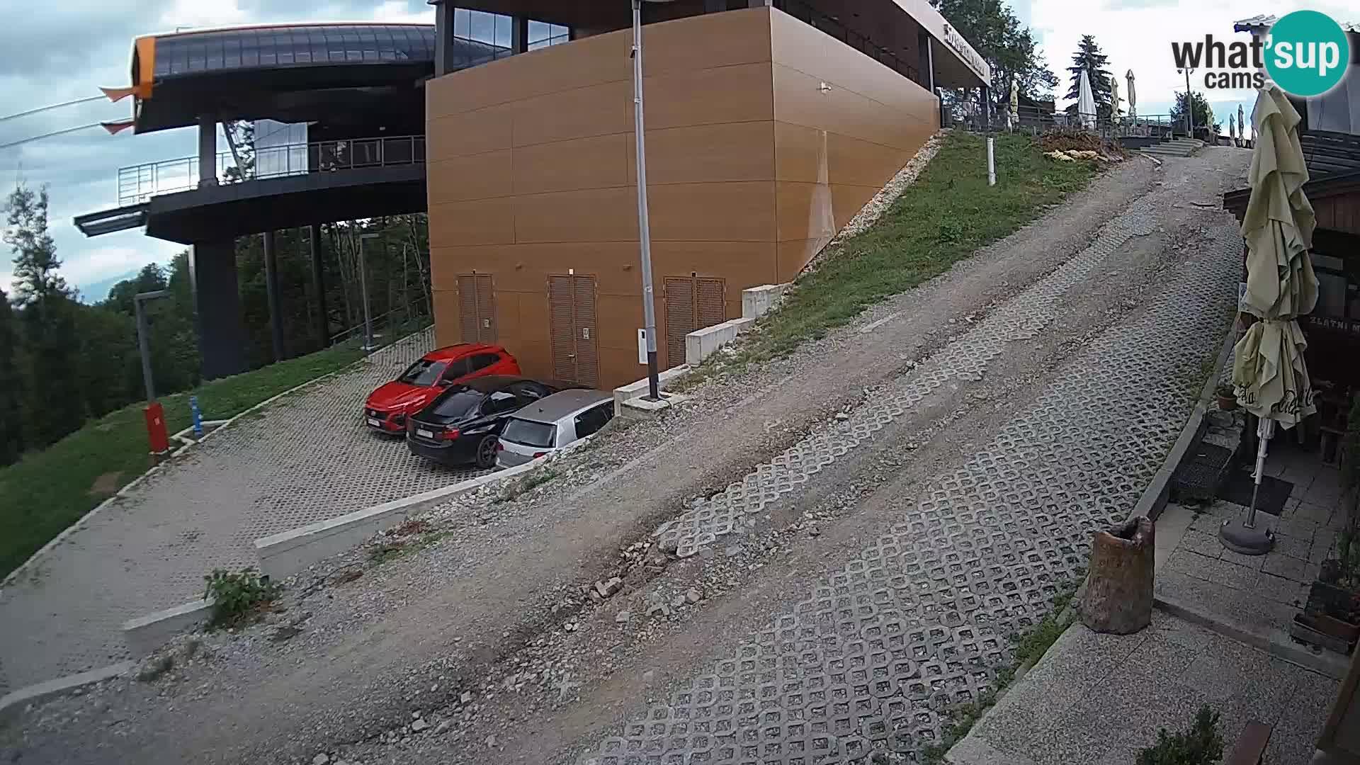 Sljeme – centre de ski près de Zagreb
