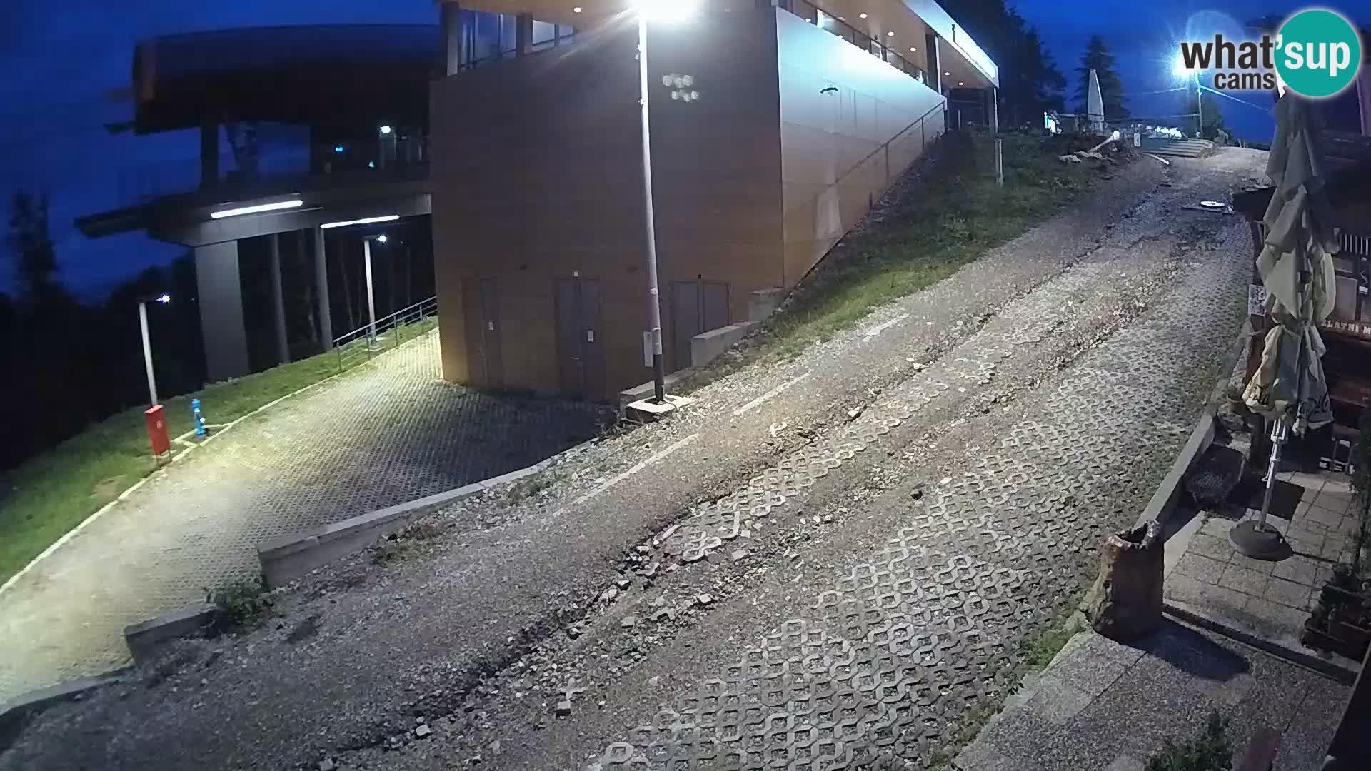 Sljeme – centro sciistico presso Zagabria