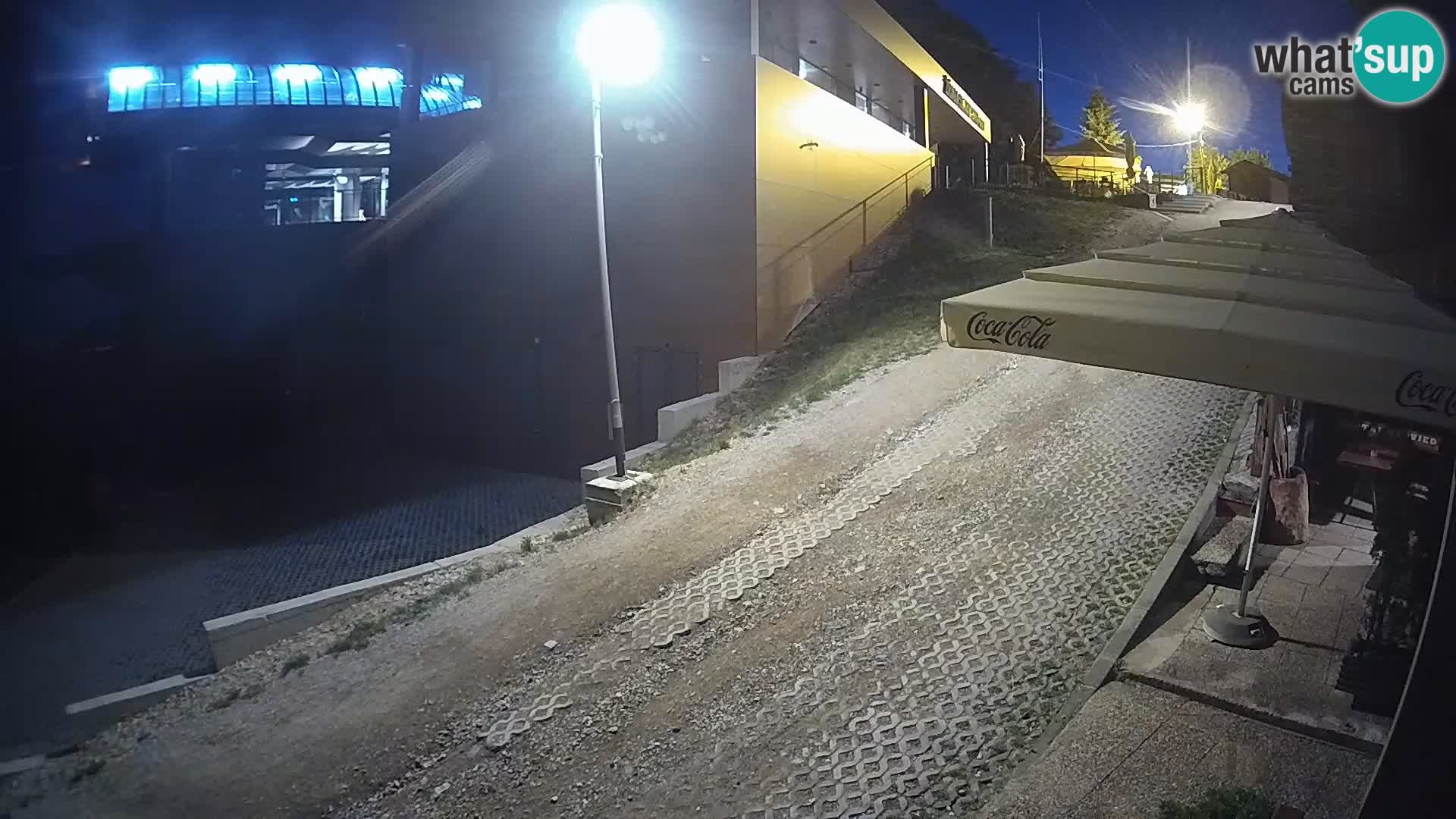 Sljeme – Ski-Zentrum in der Nähe von Zagreb