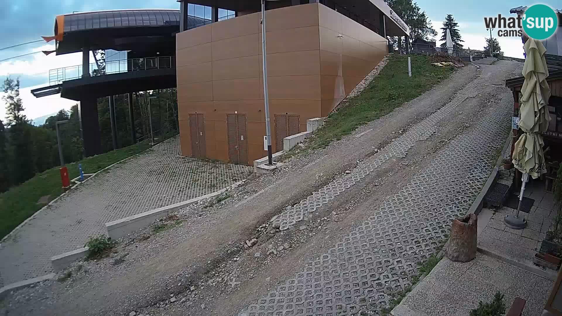 Sljeme – ski center near Zagreb
