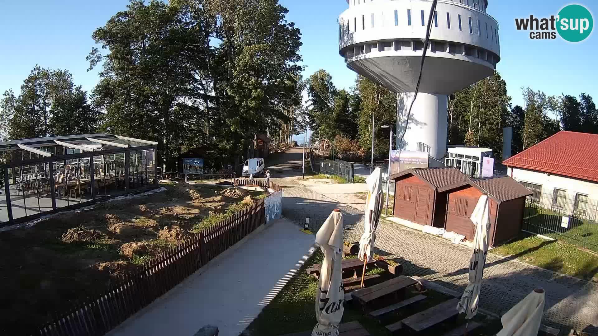 Sljeme – Medvednica – smučarski center pri Zagrebu