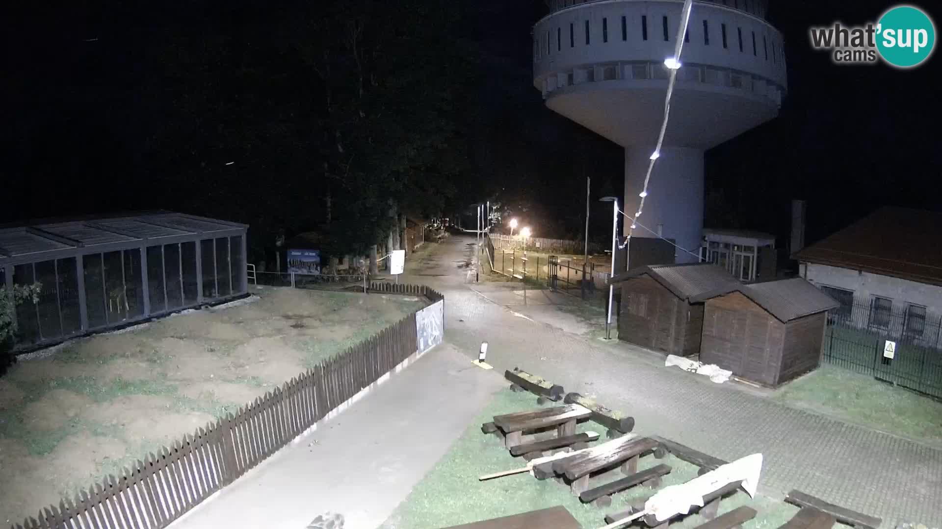Sljeme – Medvednica – stazione sciistica vicino Zagabria