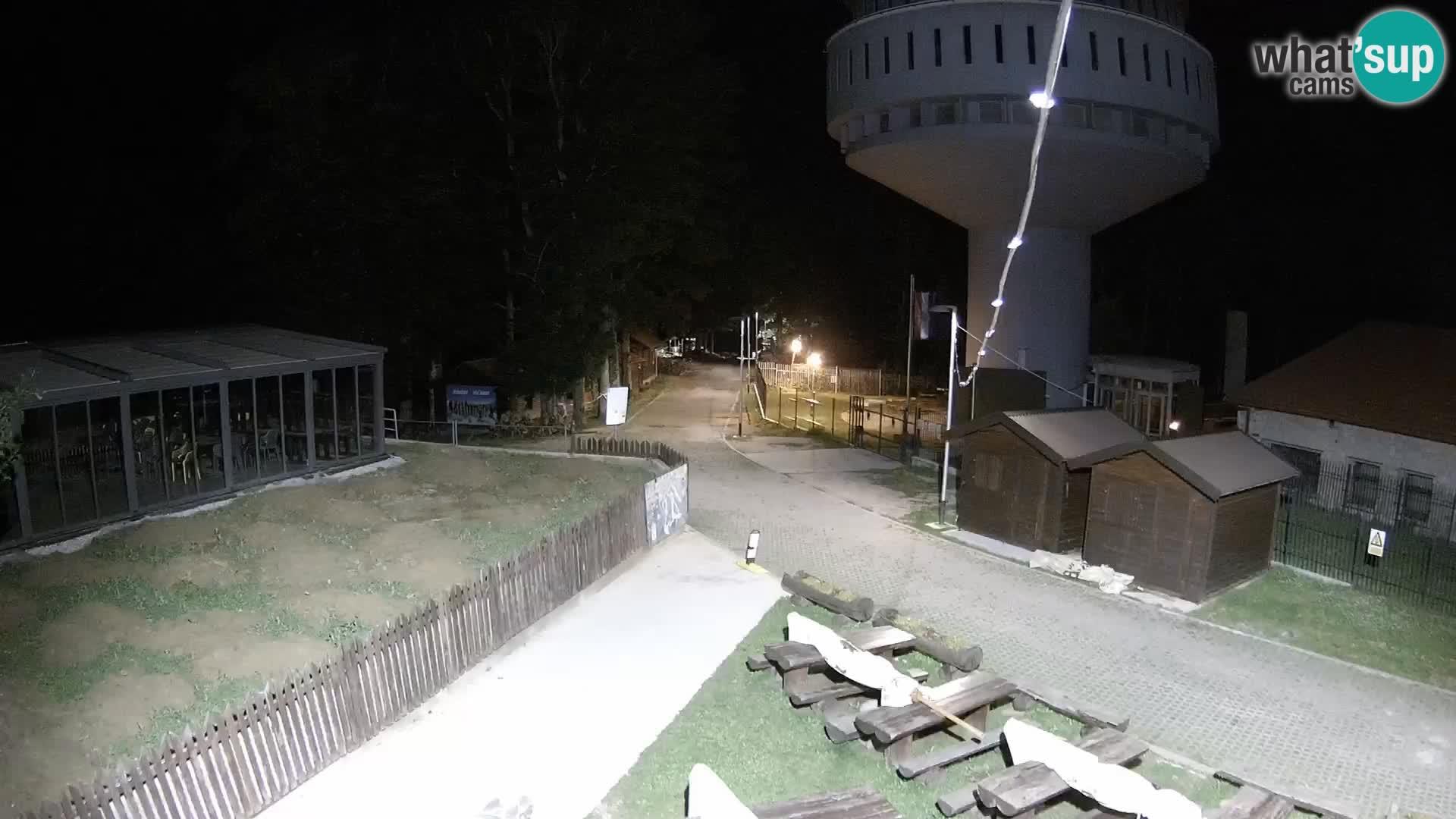 Sljeme – Medvednica – Ski-Zentrum in der Nähe von Zagreb