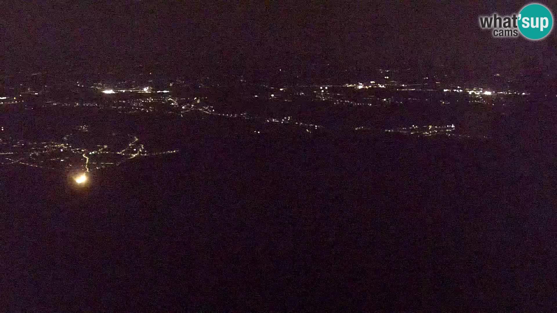 Sljeme web kamera – Panorama