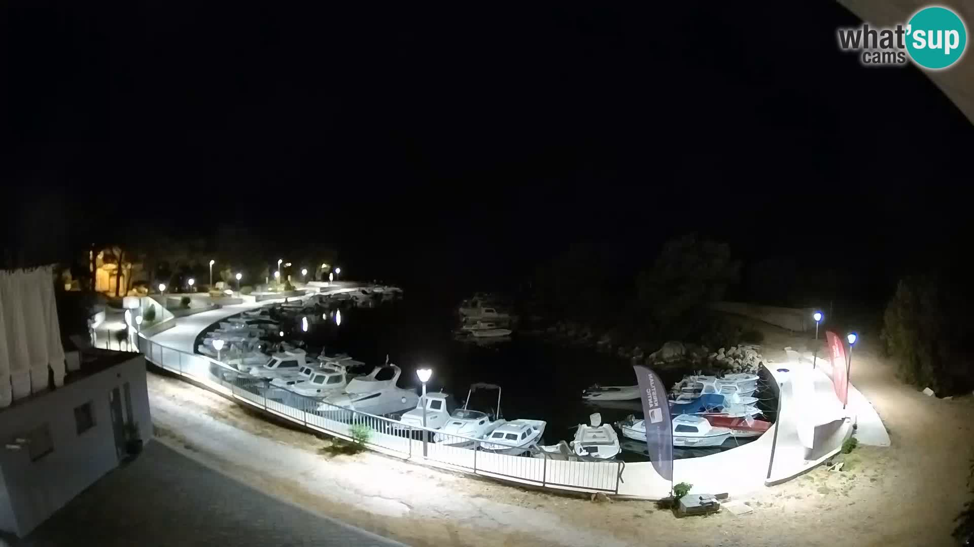 Web kamera Sovlje – ANTIC zaljev – Tribunj
