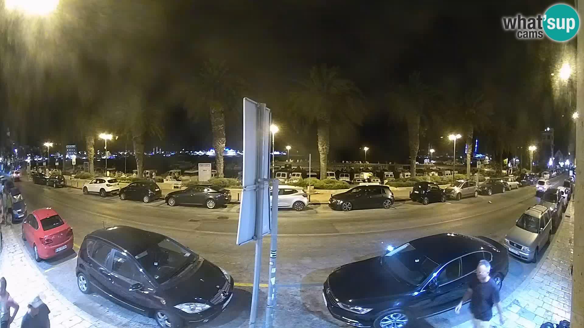 Webcam live Split – Lungomare di Spalato