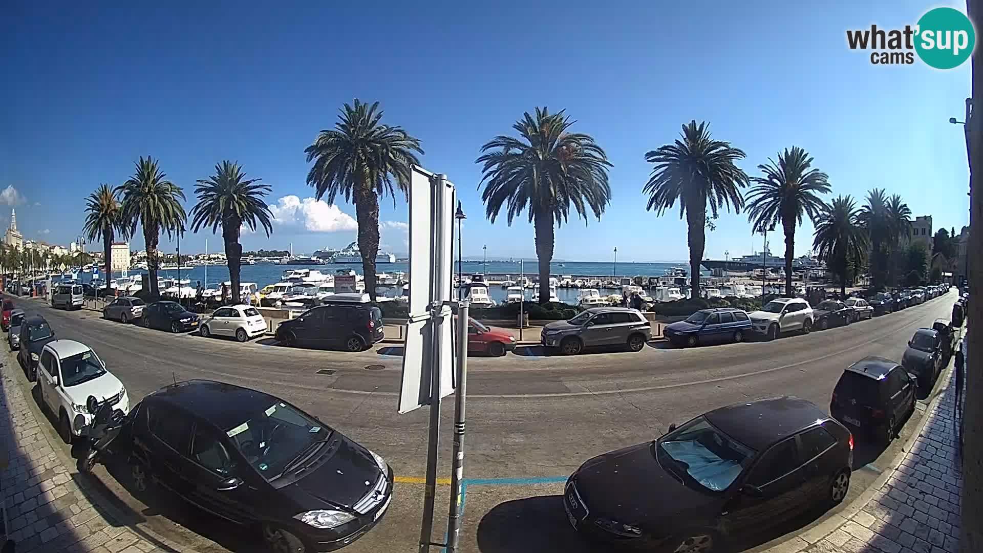 Webcam Split – Mer Promenade