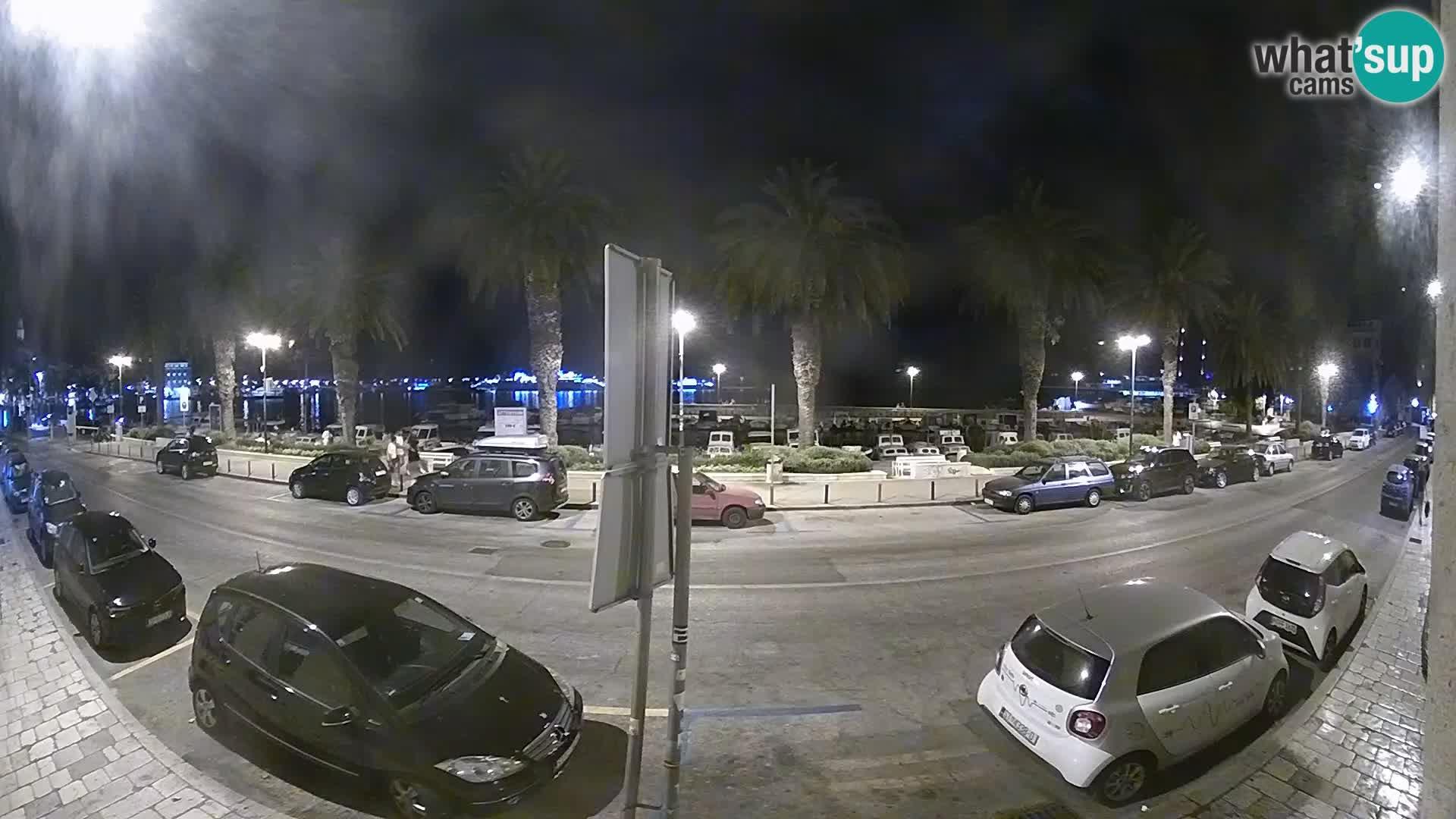 Webcam Split – Paseo Marítimo