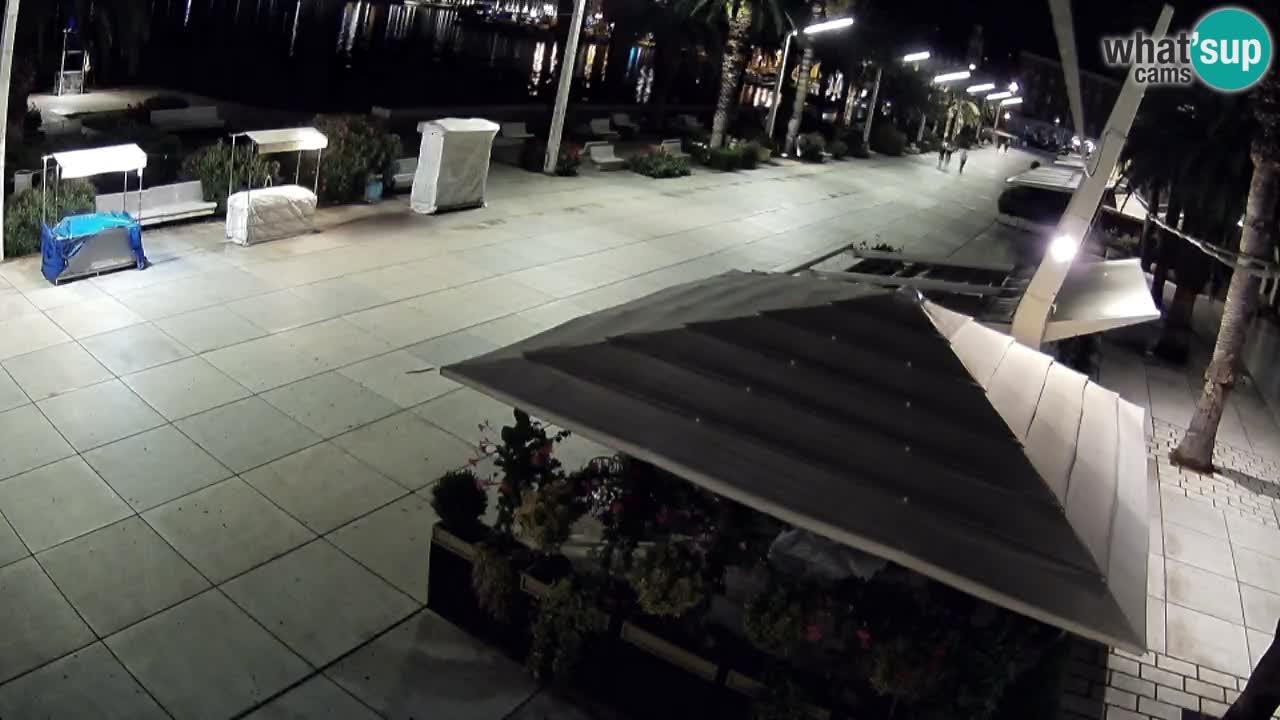 Riva webcam Split