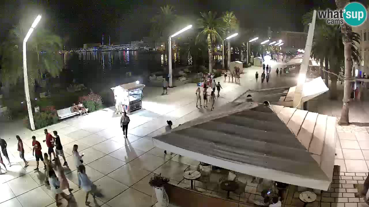 Split – view of Split riva